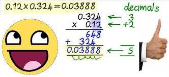 multiplying decimals mpcs56maths multiplying with decimals