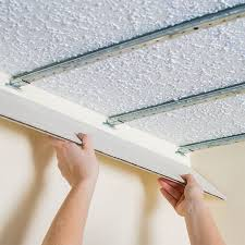 install a plank ceiling