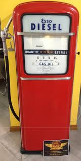 pompe essence vintage renov u0027 vintage deco vintage