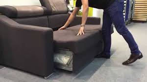 Sofa Bed Mechanisms Sim One Sofabed Mechanism Www Sedac Meral Com Youtube
