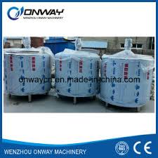 china pl stainless steel jacket emulsification mixing tank oil