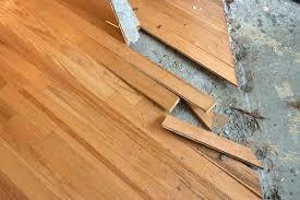 should you install flooring on d concrete concrete