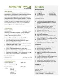 Sample Resume For Sales Manager by 19 Sample Resume For Construction Project Manager Top
