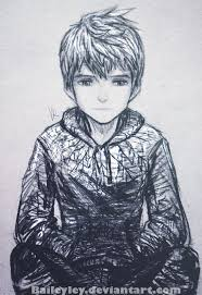 jack frost drawing