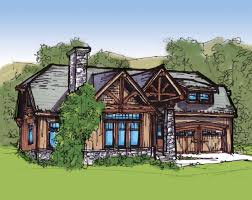 craftsman style elegance 59769nd architectural designs house