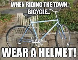 Bike Meme - town bicycle memes quickmeme