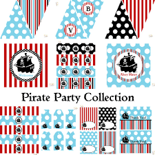 pirate party supplies pirate baby shower party supplies baby shower diy