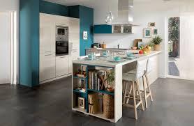 deco salon ouvert sur cuisine exemple de cuisine bicolore schmidt les îlots de cuisine