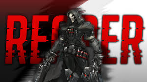 reaper background overwatch halloween overwatch reaper wallpapers wallpaper cave