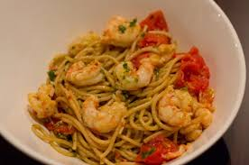 light olive oil pasta sauce simple bc spot prawn pasta call me a food lover