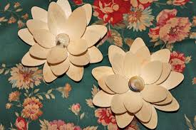 wood flowers how to make wood spoon flowers factory direct craft