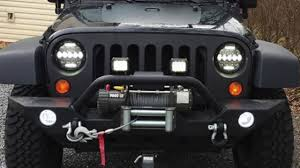 dually led pod lights for trucks and jeep you know we are all