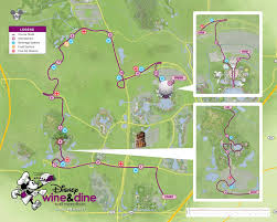 Nyc Marathon Route Map I Run For Wine 2016 Rundisney Wine And Dine Half Marathon Weekend