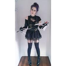edward scissorhands costume edward scissorhands costume ideas for grunge popsugar