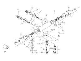 hansgrohe shower valve repair parts grohe atrio temperature