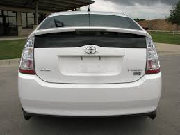 2006 toyota prius the ultimate hybrid 48 mpg low miles