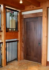 How To Frame A Interior Door Timber Frame Interior Doors New Energy Works