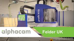 Felder Woodworking Machines For Sale Uk by Alphacam U0026 Felder Productivity Partners Youtube