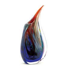 Wholesale Glass Flower Vases Art Glass Vase