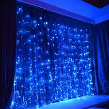 fefelightup blue led lights 9 8ft9 8ft 304 leds