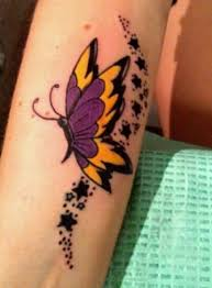 butterfly tattoos and designs page 188