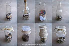 Rustic Vases For Weddings Let U0027s Drink Coffee Darling Wedding Decoration Details Flowers