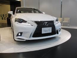 lexus is250 f sport turbo kit 2014 lexus is f sport jdm outfitted with japanese spec trd