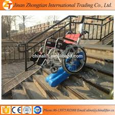 china manufacturer portable stair lift wheelchair stair climber