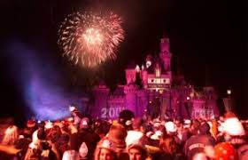 2000 new years new years crowds free disneyland passes