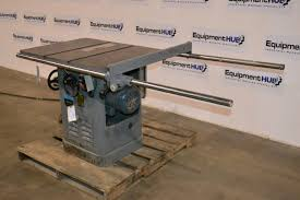 Rockwell 10 Table Saw Rockwell Delta 34 466 3hp Single Phase 10