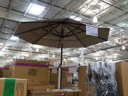 Costco Ceiling Lights Cantilever Patio Umbrellas Costco Home Outdoor Decoration