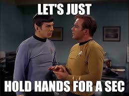 Star Trek Kink Meme - star trek n00b episode 16 shore leave the caterpillar s pipe