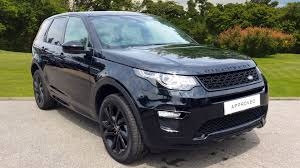 land rover discovery black 2017 used land rover discovery sport 2 0 td4 180 hse dynamic lux 5dr