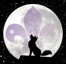 Fleur De Lis Home Decor Lafayette La Lobo Luna Y Flor De Lis Wolf Moon And Fleur De Lis Mio Pinterest