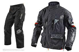 gear motorcycle jacket 2016 troy lee designs adventure gear first look motorcycle usa