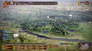 7 Kingdoms Map Review Romance Of The Three Kingdoms Xiii Sony Playstation 4