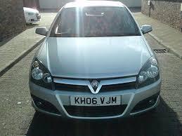 2006 06 vauxhall astra 1 9 cdti 5dr sri 150 bhp diesel 6 speed