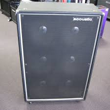 guitar speaker cabinets used acoustic 404 6x12 guitar speaker cabinet guitar speaker