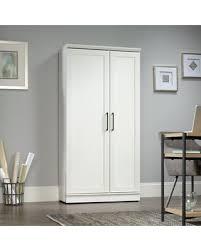 sauder homeplus four shelf storage cabinet deal alert sauder homeplus pantry storage cabinet 422427