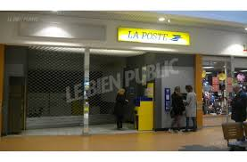 bureau de poste chenôve le bureau de poste du centre commercial c chenôve fermera
