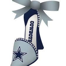 dallas cowboy ribbon best dallas cowboys shoes products on wanelo