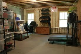 home design unfinished basement ideas on a budget regarding