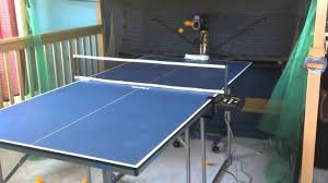 joola midsize table tennis table gorgeous robo pong 2050 and joola mini table youtube joola midsize