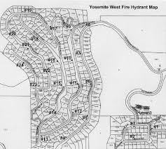 Wildfire Map Mariposa by Yosemite West Property U0026 Homeowners Inc Fire Safety Committee