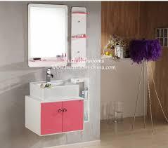 Ceramic Bathroom Vanity by Pvc Bathroom Vanity China Bath Vanities Manufacturer And Factory