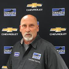meet our departments marine chevrolet