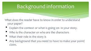RJ Lit Analysis  Introductory Paragraph I  Good beginning  draws     SlidePlayer