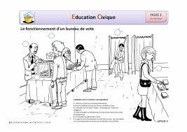 constitution d un bureau de vote education civique les élections cm bout de gomme