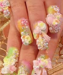 latest acrylic nails designs pictures 2012 nail designs