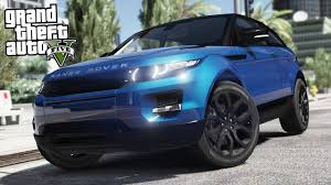 army green range rover range rover evoque gta 5 real life car mods 20 youtube
